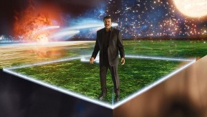 Neil deGrasse Tyson and the cosmic year
