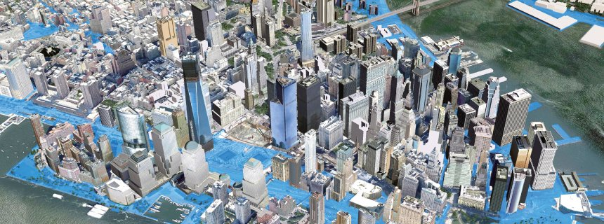 New York City and rising sea level threats