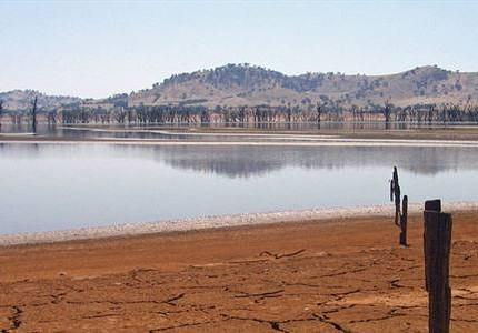 Australian southwest getting drier