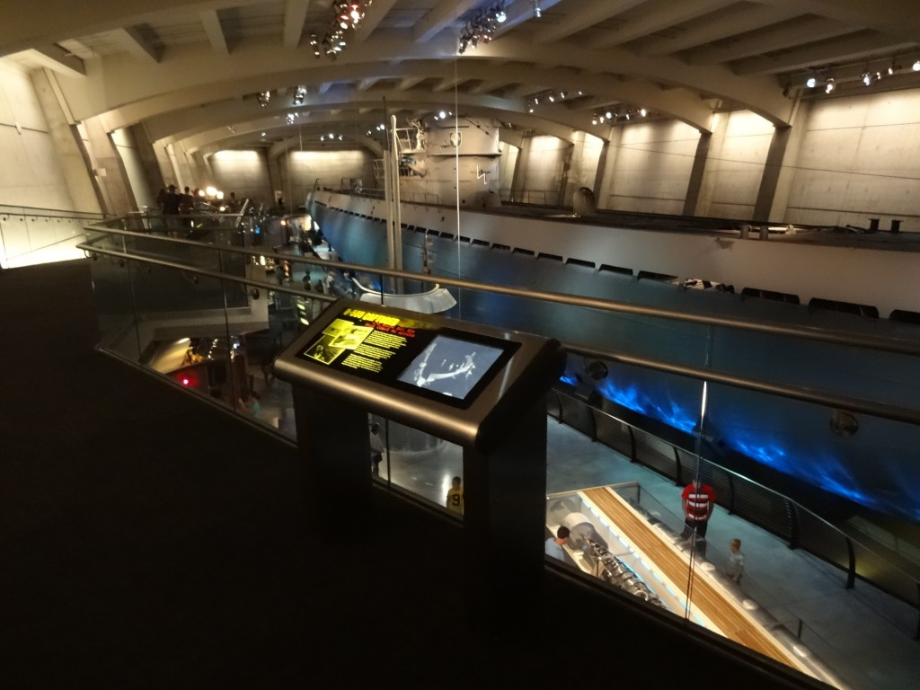 Museum Chicago u Boat U-boat Museum 2