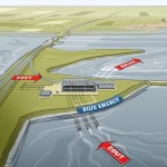 Blue Energy Power Station Opens in the Netherlands
