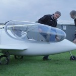 Hybrid Airplane Takes to the Skies