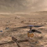 Future Rovers on Mars May Be Accompanied by a Robot Helicopter