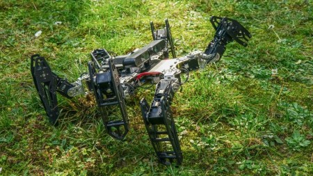 Intelligent trial and error demonstrated by robot
