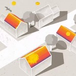 Zero-Carbon Initiative Helps Home Owners Judge Solar Potential of Their Roofs
