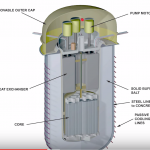 Integral Molten Salt Nuclear Reactors Could be Deployed in the Next Decade