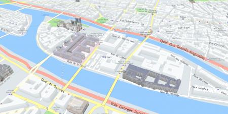 Here Maps Paris