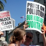 Carbon tax and price of pollution