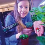 Gizmos & Gadgets: Robo Gardener Invented for Farming on Mars