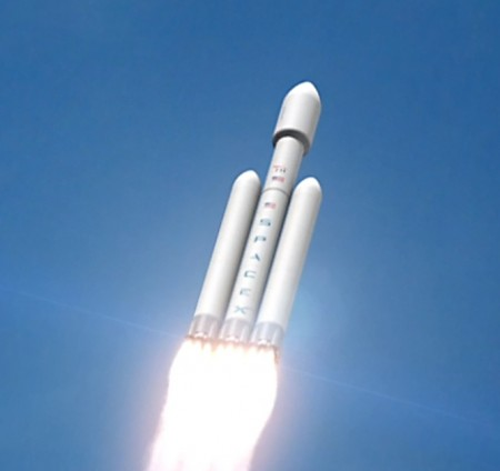 falcon heavy mars - photo #35