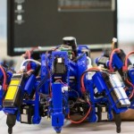 Gizmos & Gadgets: Spider Robots Bring Portability and Autonomy to 3D Printing