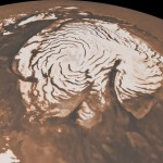 Things Work Backwards on Mars – Poles Shrink During Ice Ages