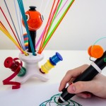 Gizmos & Gadgets: A 3D Pen That Reuses Your Recyclable Plastic Household Waste