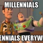 Selling to Millennials Represents a Generational Change: Part 1