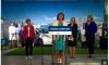 Christy Clark announces new climate action plans
