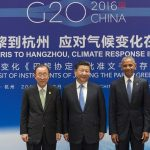 At the G20 Summit China and the United States Ratify COP21 Climate Agreement