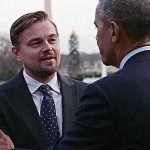 Leonardo DiCaprio Raises the Issue of Belief in Climate Change to Hold Public Office