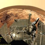 The Mars Rover Spirit May Have Traveled Over a Hydrothermal Vent and Discovered Evidence of Past Life