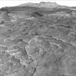 Scalloped depressions on the surface of Utopia Planitia hint of the presence of underground ice. Image credit: NASA/JPL-Caltech?University of Arizona