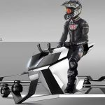 Gizmos & Gadgets: Half Drone, Half Motorcycle – Say Hello to the Hoversurf Scorpion-3