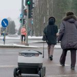 Gizmos & Gadgets: A Delivery Robot That Stops at Traffic Lights is on the Streets of Tallinn, Estonia