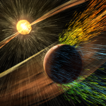 Proposal to Deploy Magnetic Shield Around Mars to Restore Oceans and Atmosphere