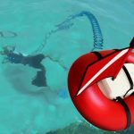 Gizmos & Gadgets: AirBuddy Turns Snorkeling into a Scuba Experience