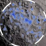 Lunar South Pole Shows Presence of Water Ice and May Explain How Earth Got Its Oceans