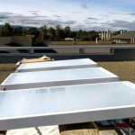 Gizmos & Gadgets: A Water-Cooling Solar Panel That Could Reduce HVAC Costs by 21%