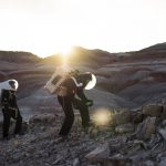 What If We Go to Mars and Find Out It Is Already Inhabited?