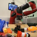 Robots Demonstrate Visual Foresight to Learn on Their Own