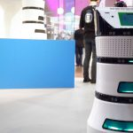 Meet DIYA ONE A Robot That Monitors Air Quality and Purifies It as It Moves Through a Building
