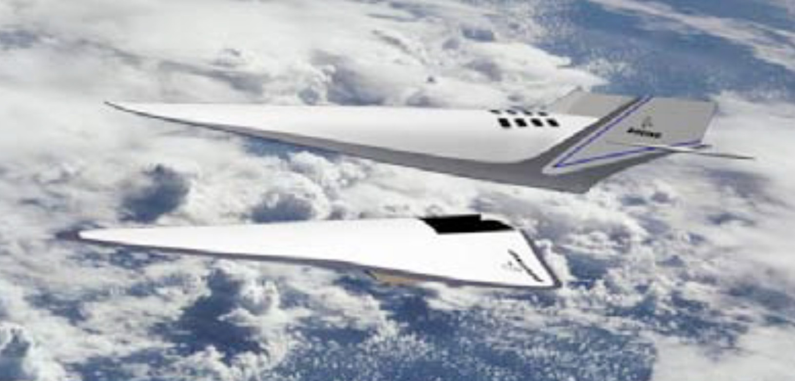 What will future aircraft look like in the 21st century?