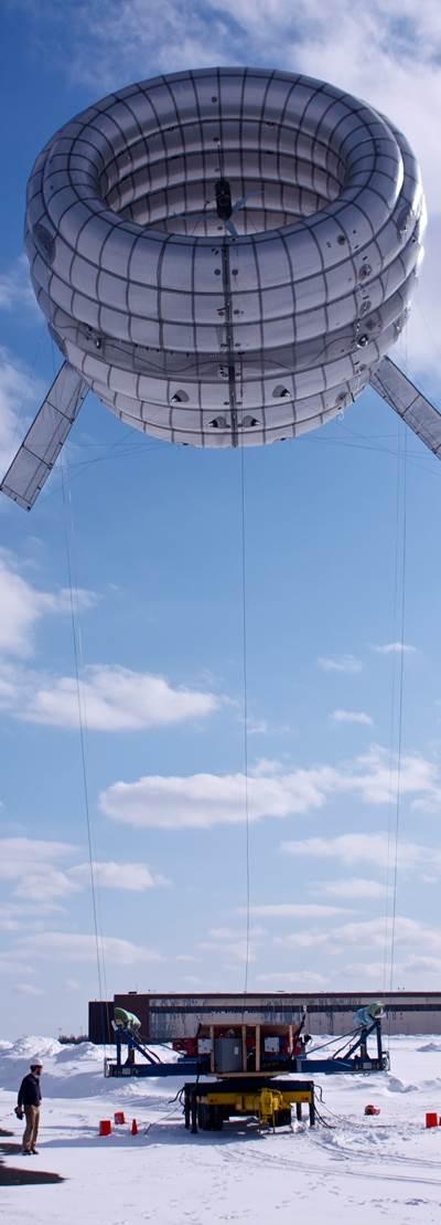 New buoyant wind turbine set for Alaska launch