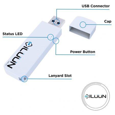 Iluun Air Creates Wireless Portable Storage For Mobile