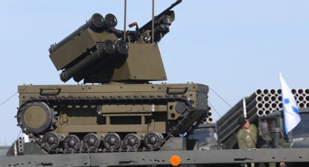 Development of autonomous weapon systems leading to call for