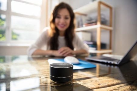 Which generation is likely to be comfortable with IoT devices at home?